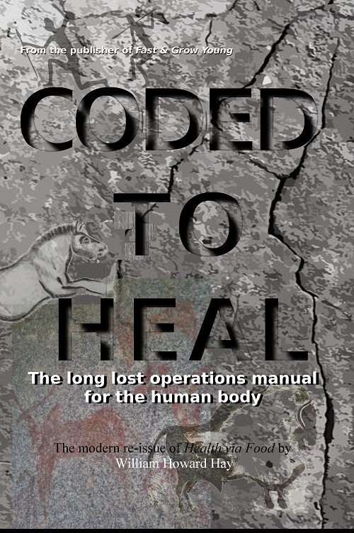 Coded to Heal cover