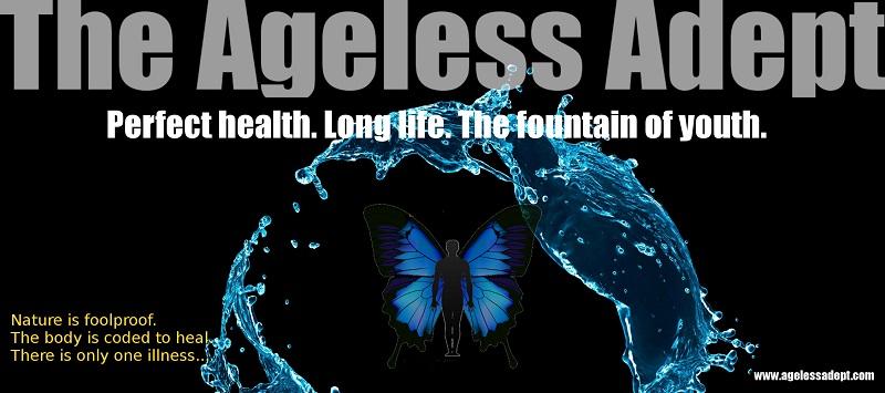 Ageless Adept™ logo
