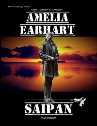 Amelia on Saipan cover
