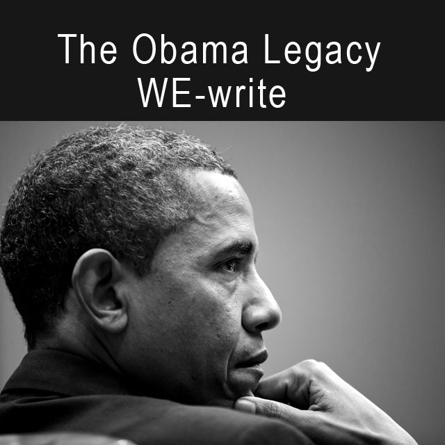Obama Legacy  cover