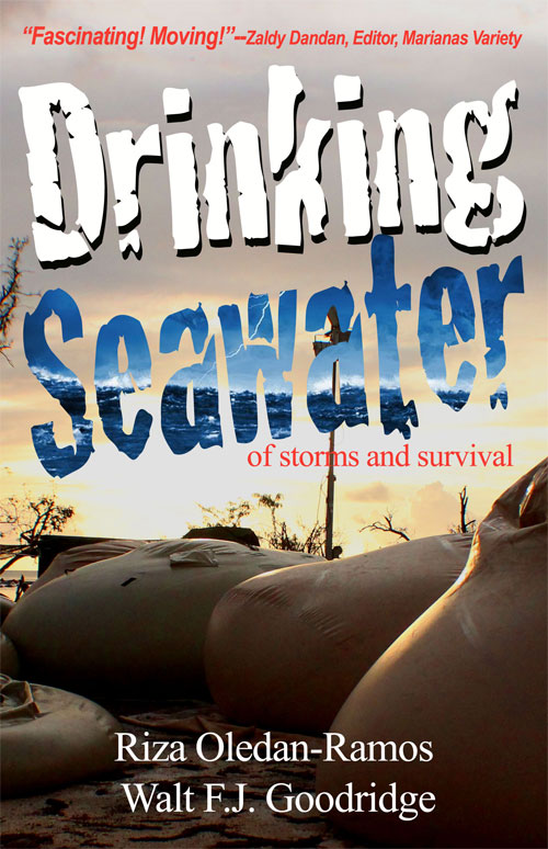 Drinking Seawater book cover