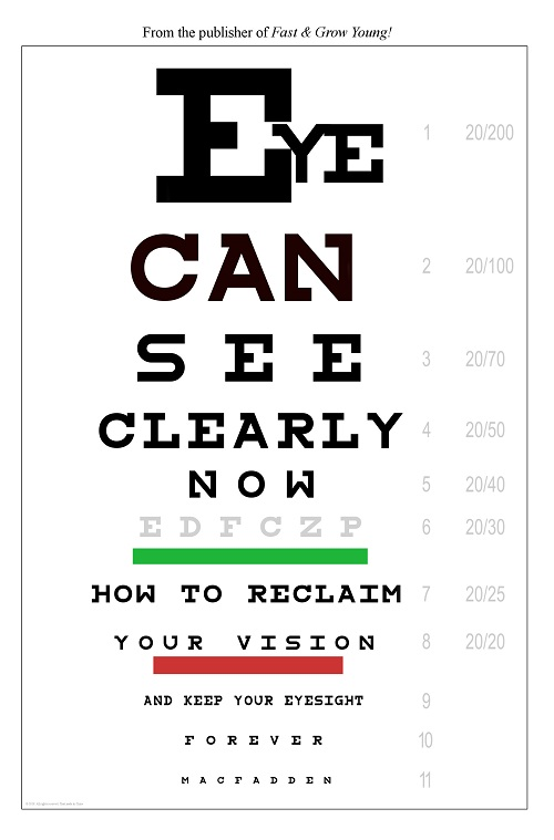 Eye Can See Clearly Now cover