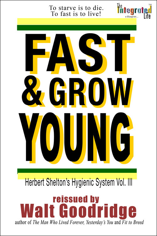 Fast & Grow Young book cover