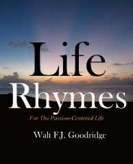 cover image of Life Rhymes by Walt Goodridge