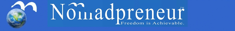 Nomadpreneur Logo