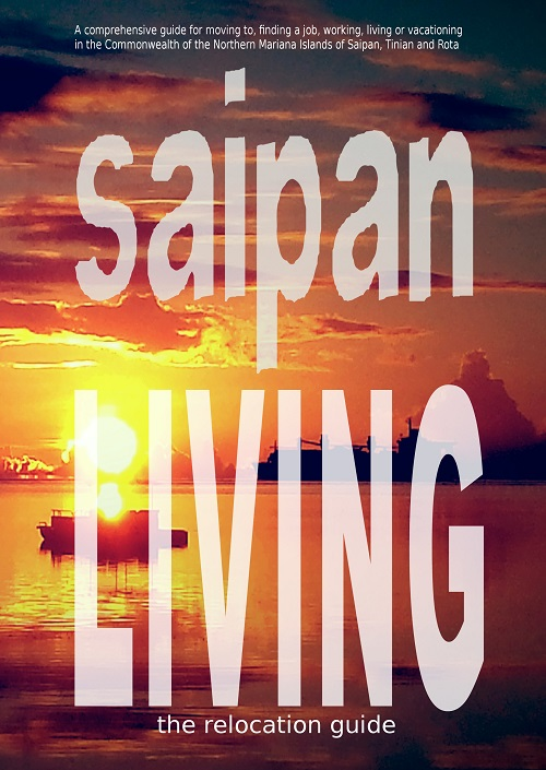 Saipan Living book cover