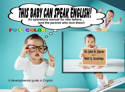 This Baby Can Speak English
