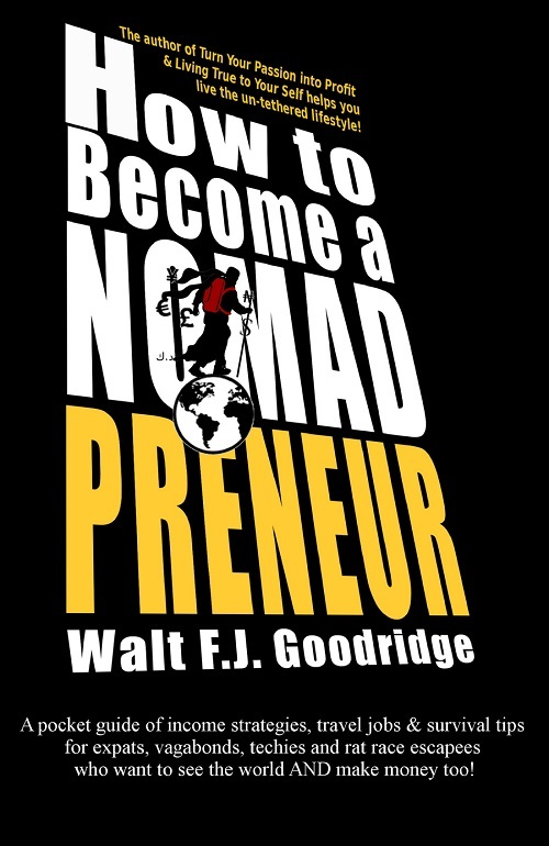 How to Become a Nomadpreneur cover